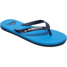 Quiksilver Molokai Sandals Men blue/blue/blue